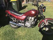 2000 Honda CB250 South West Rocks Kempsey Area Preview