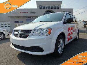 DODGE GRAND CARAVAN SXT PLUS + DVD + CAMERA DE RECUL + BLUETOOTH