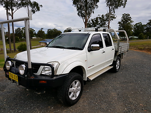 2004 HOLDEN RODEO 4X4 RA LT Frederickton Kempsey Area Preview