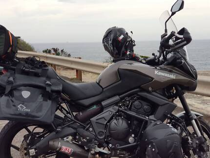 2013 Kawasaki Versys 650 LE650D LAMS Dulwich Hill Marrickville Area Preview