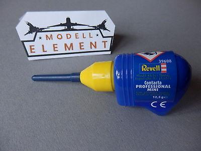 Revell® 39608 Contacta PROFESSIONAL 12,5 g Plastik-Kleber Flüssig / Leim / *NEU*