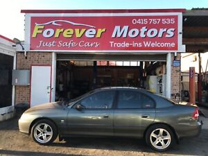 2003 HOLDEN COMMODORE VY AUTOMATIC SEDAN Long Jetty Wyong Area Preview