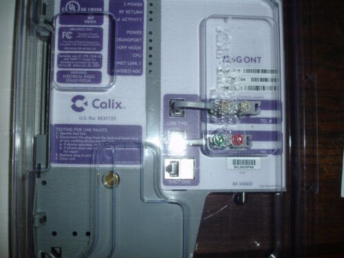 CALIX NETWORKS 725G ONT 700 Series