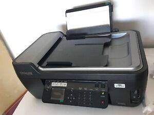 Lexmark printer + scanner..