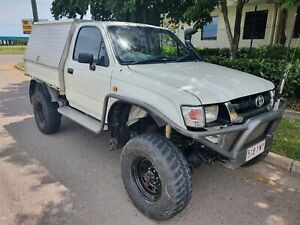 80 SERIES WITH HILUX CAB! CUSTOM BUILT! Mount Louisa Townsville City Preview