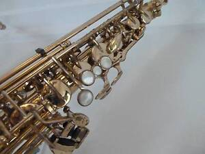 Yanagisawa A900 alto saxophone in great condition Capital Hill South Canberra Preview