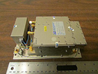 Cti Rf Microwave Signal Source 4512.5 - 5312.5 Mhz Ghz Programmable