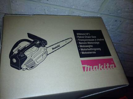 Makita Chainsaw Petrol 250mm Southern River Gosnells Area Preview
