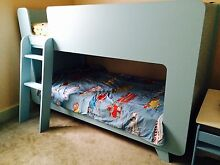 Domayne Frankie Bunk Bed with 2 matresses Lane Cove Lane Cove Area Preview