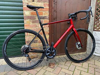 Vitus Zenium CRS 2020 Carbon Road Bike Ultegra Disc