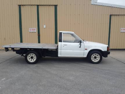 Ford Courier Ute 91 model $1900 ono Shellharbour Shellharbour Area Preview