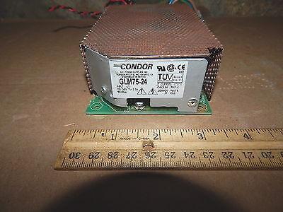 Condor Glm75-24 24 Volt Dc Power Supply