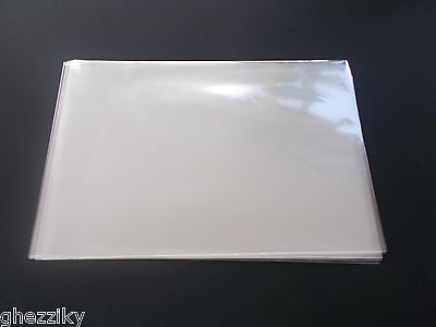 100 3x5 12 Clear Bakery Cookie Cake Pops Lollipop Poly Cello Cellophane Bags