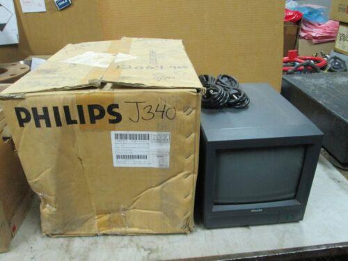 Philips Industrial Color Video Monitor W/Audio Type: LTC2910/90 100-240V (NIB)