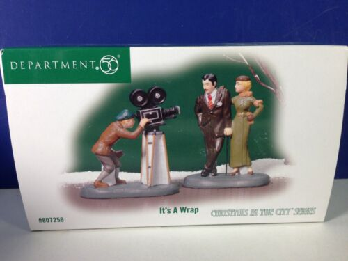 Dept 56 CIC Christmas in the City IT
