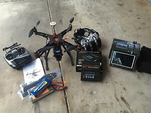 R/c quad Copter/drone/FPV hexacopter Hallett Cove Marion Area Preview