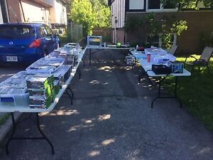Video Game Yard Sale TODAY JUNE 24 9-4