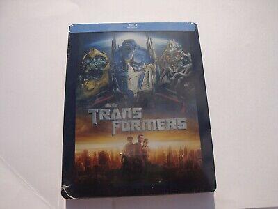 Transformers    *Steelbook*   (Blu-Ray Disc 2014 )