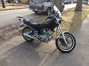 1984 Yamaha virago 500cc