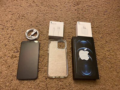 Apple iPhone 12 Pro Max - 256GB - Pacific Blue (Unlocked)