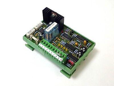 Phoenix Contact Ge080h Terminal Block Module W Ge80c-3440- 2x Umk-se 1125-1