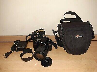 Appareil photo Reflex numérique Nikon D90 & Objectif Zoom Nikon 18-105mm VR