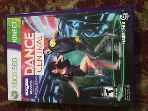 Xbox 360 Dance Central game