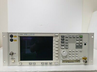 Agilent Vsa Series E4406a Transmitter Tester 7mhz To 4ghz W Power Failed