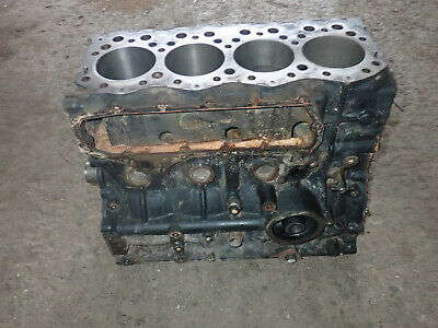 Caterpillar Cat 3044c Diesel Engine Crankcase Block 267b 277b 287b 327-7701