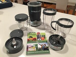 NutriBullet 600W 12 Piece Set (NBR-1207M) Northcote Darebin Area Preview