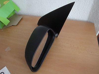 Außenspiegel Spiegel links manuell Fiat Brava  Marea 735246706  schwarz