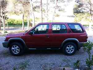 NISSAN PATHFINDER 1999 4x4 Gas and Petrol Seaford Morphett Vale Area Preview