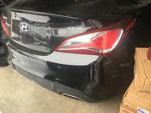 Parting out 2013 HYUNDAI Genesis coupe 3.8 GT