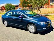 *Low kms* Honda Civic 2007 hybrid.  Woodville West Charles Sturt Area Preview