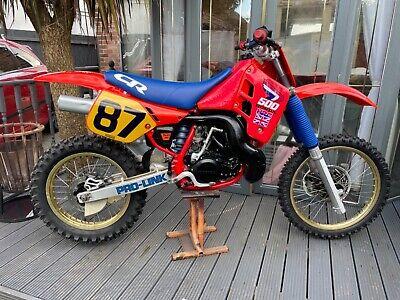 honda cr 500 1987