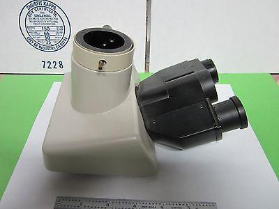 Microscope Part Nikon Japan Trinocular Head Optics Binq6-06
