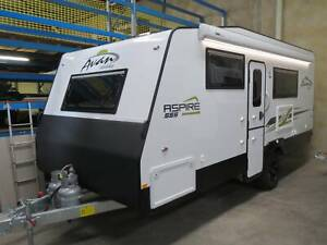 2020 Avan Aspire 555 HT Touring Ensuite many Extras N1573 Bassendean Bassendean Area Preview