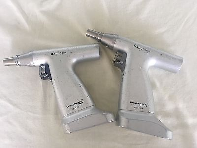 Lot Of 2 Hall Versipower Plus Surgical Drill Driver 5071-001 As Is For Parts