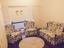 Gone ASAP Floral Sofa Set / Shabby Chic Queenstown Port Adelaide Area Preview