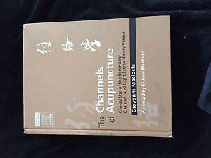Acupuncture text books