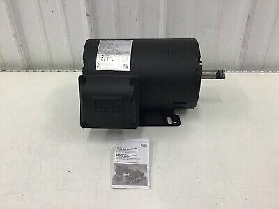Weg - General Purpose Motor 00218ot3e145t-s 2 Hp 3-phase