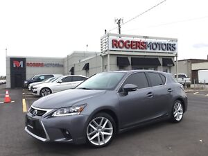 2015 Lexus CT 200h  - LEATHER - SUNROOF