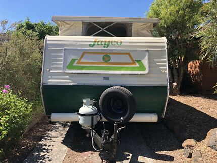 Jayco 1900 Pop Top Caravan