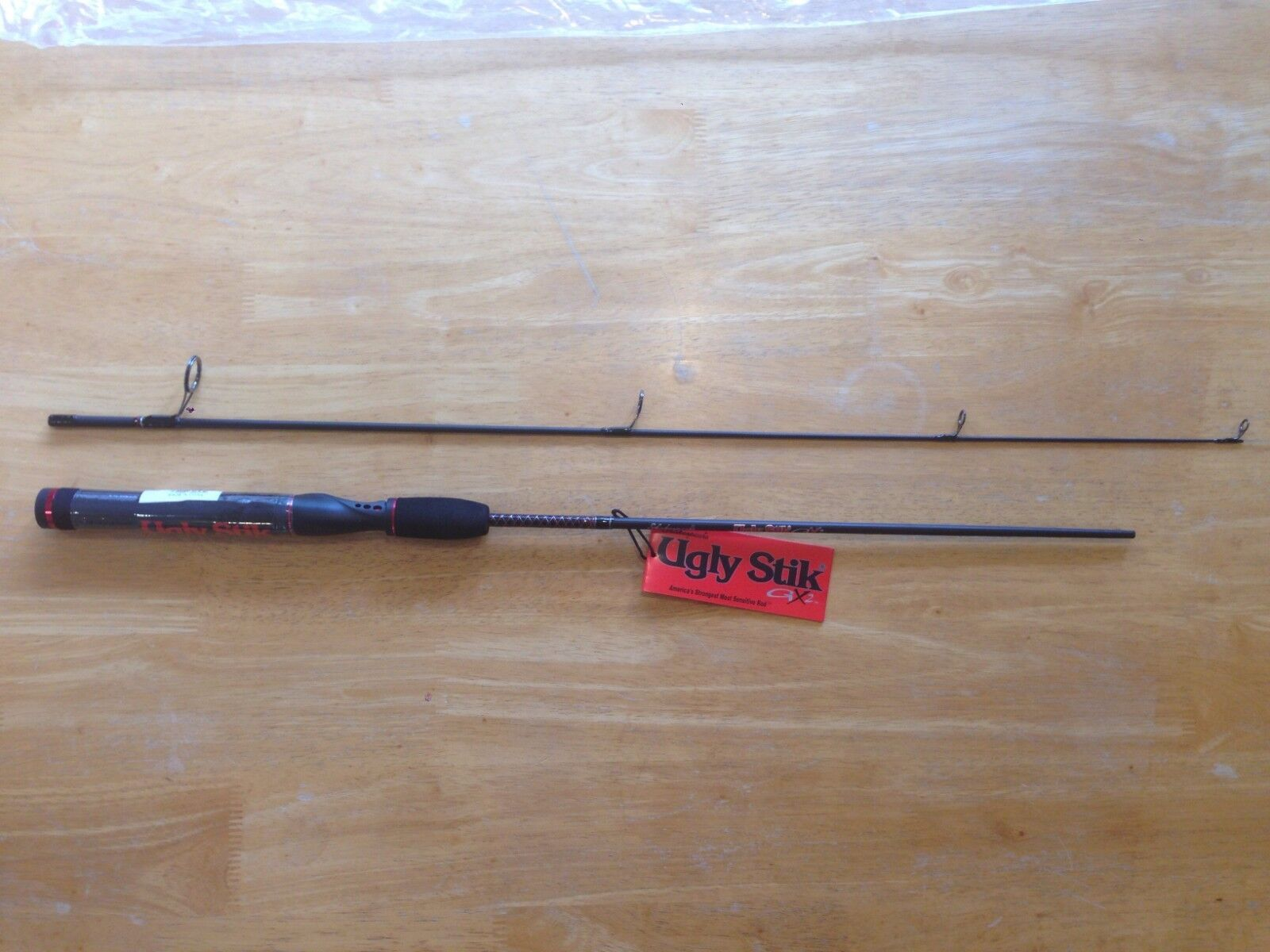 SHAKESPEARE UGLY STIK USSP562L LIGHT SPINNING ROD