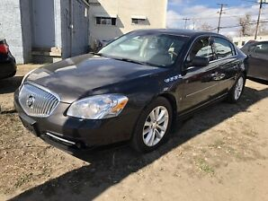 2009 buick lucerne fully loaded in a superb shape