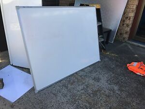 Lot of 3 whiteboards Seven Hills Blacktown Area Preview