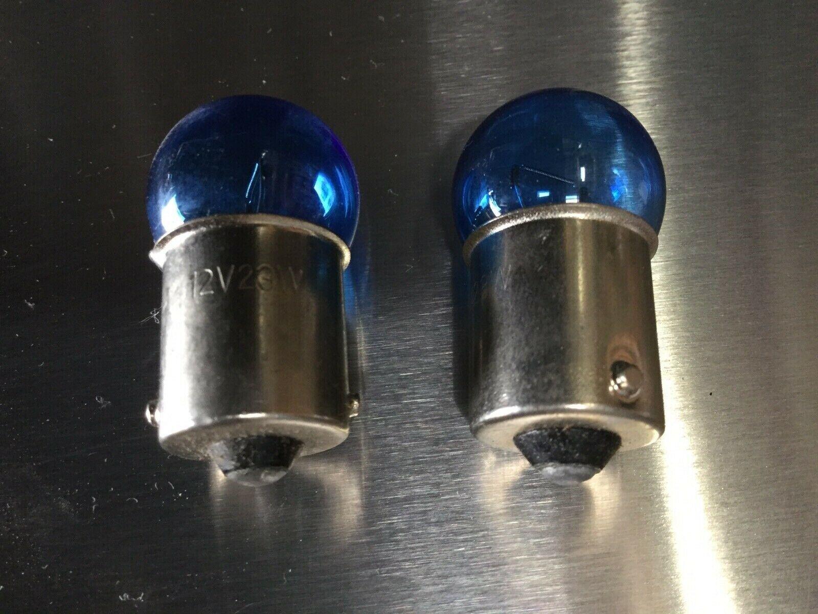G 18 G18 12V 23W NEW Super White Light Bulbs 2pcs