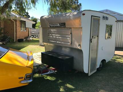 vintage caravan Withers Bunbury Area Preview
