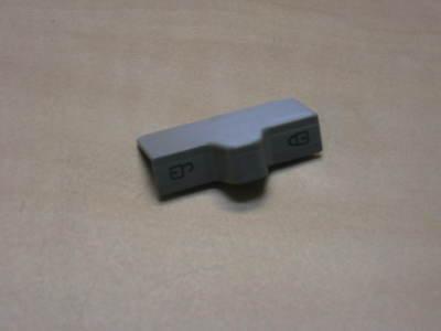 Schieber zu Türverriegelung Dometic Kühlschrank RM 7XXX grau    NEU + OVP