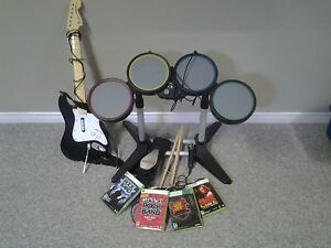Rock Band for Xbox